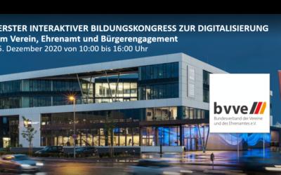Erster Interaktiver Bildungskongress zur Digitalisierung