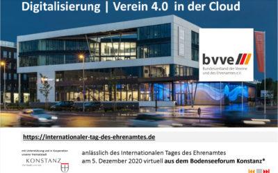 Digitalisierung | Verein 4.0 in der Cloud
